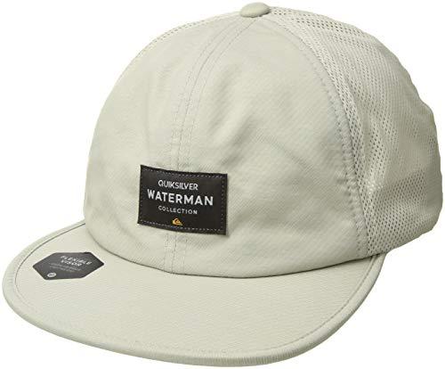 Quiksilver Men's SURF Runner HAT, Khaki, ()