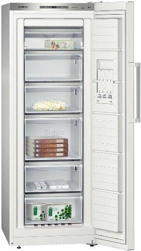 Siemens GS29NAW30 - Congelador (Vertical, Independiente, Color ...