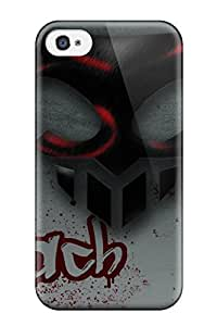 EdFbheh4661uyynT Case Cover Protector For Iphone 4/4s Bleach Ichigo 387 Case