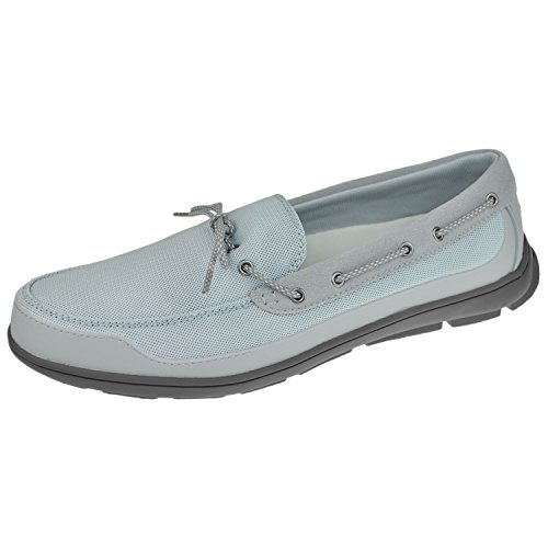 SWIMS GEORGE LACE SUMMER PEARL MENS LOAFERS Size 9M by SWIMS