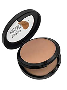 Baolishi Face Powder Cake Whitening Powder Makeup Up - 03