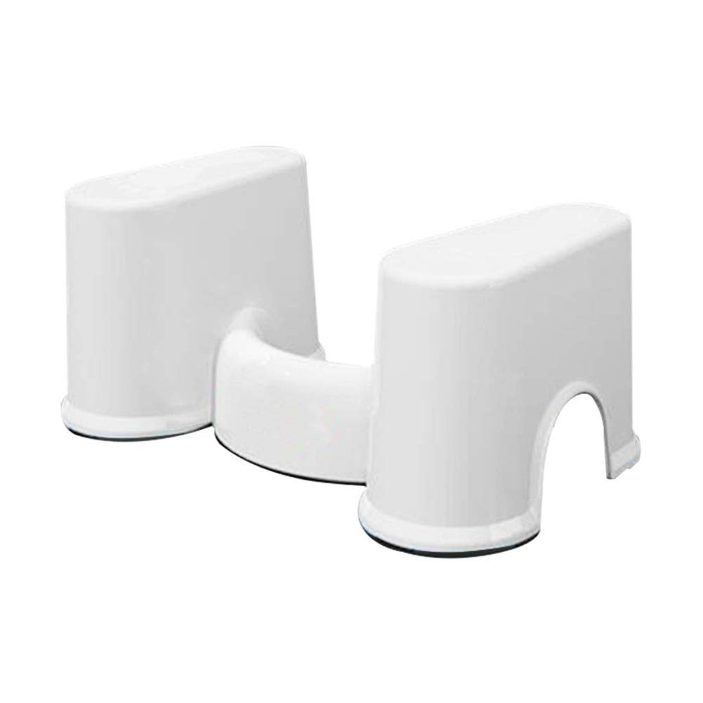 Squatty Stool, toilet foot pad Great For Travel Fits Lavatory Folds Potty Chairs For Easy Storage Use In Bathroom by HB Toilet Stool