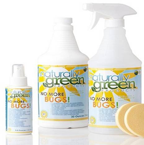No More Bugs! Naturally Green Products Safe for you and your pets! (Gal Cedar Oil)