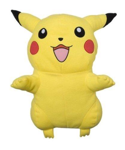 Large Pokemon plush - Pikachu Cuddle Pillow 25in