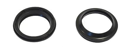 Pro Braking PBK5820-GLD-BLA Front//Rear Braided Brake Line Gold Hose /& Stainless Black Banjos