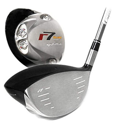 TaylorMade R7 Quad Driver 10.5 TM M.A.S.2 Graphite Regular Right Handed 45 in (Taylormade R7 Quad Driver)