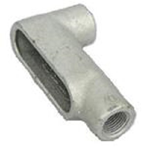 (Qty 2) Crouse-Hinds LB57 Conduit Body Cover; 1 1/2 In