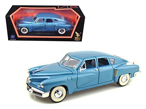 Road Signature 1948 Tucker Torpedo Blue 1/18 Diecast Model Car by 92268bl
