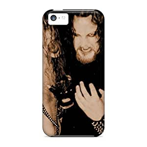 Durable Hard Phone Case For Iphone 5c With Allow Personal Design HD Three Days Grace Pattern IanJoeyPatricia