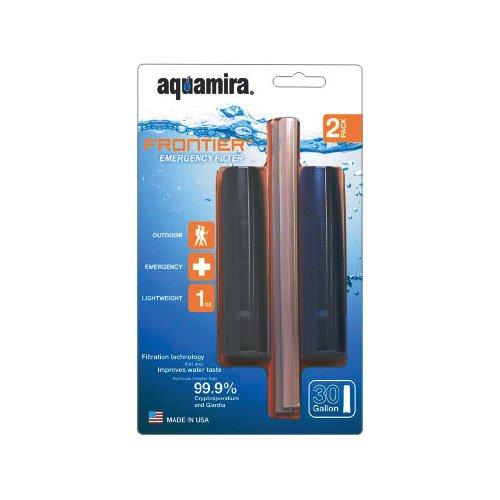 McNett Aquamira Technologies Frontier Filter (Pack of 2), Brown