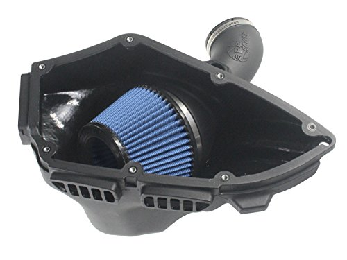 aFe Power Magnum FORCE 54-81012-B BMW 3-Series (E9x) Performance Intake System (Oiled, 5-Layer Filter)