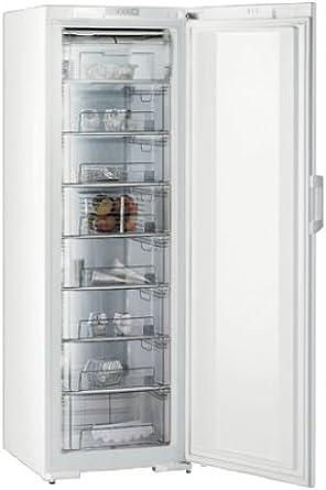 Sibir: Congelador NoFrost Premium Line GS 282 Blanco A + +: ...