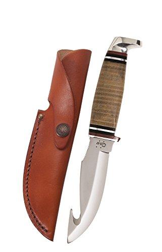 Case Gut Hook Leather Hunter Knife by Case (Image #2)
