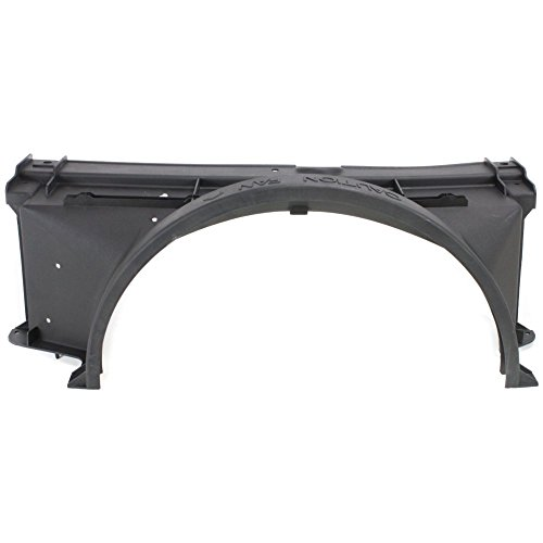 Radiator Fan Shroud compatible with Chevy C/K Full Size Pickup 88-99 Upper Gas 5.0/5.7L Eng.