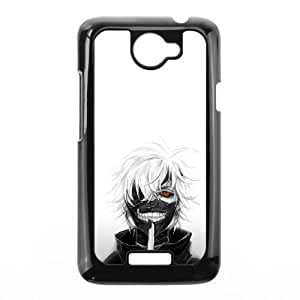 Japanese Tokyo Ghoul HTC One X Cell Phone Case Black SH6087674