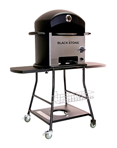 Blackstone Outdoor Pizza Oven for Outdoor Cooking - Electric Ignition - 2x Faster Than Other Pizza Ovens