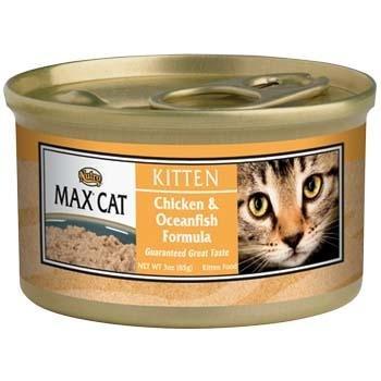 Nutro MAX CAT Chicken & Ocean Fish Formula Gourmet Classics