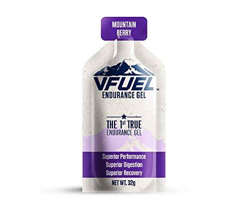 - VFuel Endurance Gel 24 Pack (Mountain Berry)