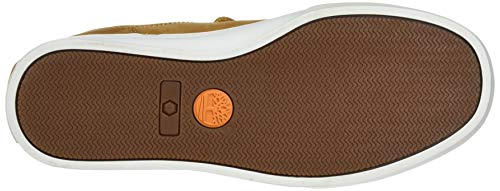 Marrón 0 231 Timberland de Wheat 2 Cordones Adventure Zapatos Cupsole Alpine para Hombre vxwZBqHE
