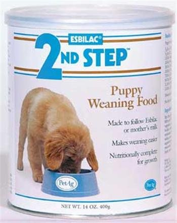 Petag Esbilac 2Nd Step Puppy Weaning Food, 14 Ounce Container by Pet Ag