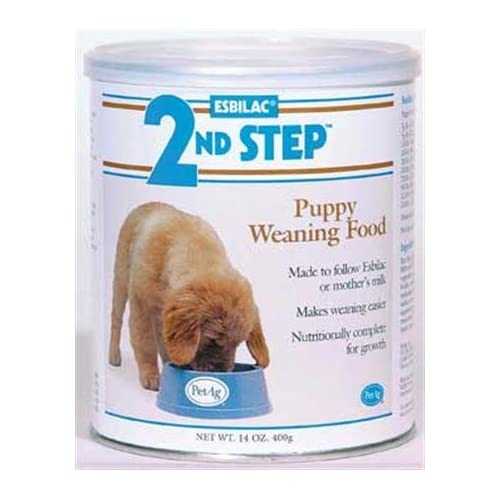 2nd Step Weaning Pup 14 oz