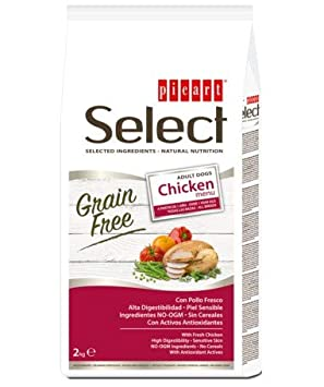 PICART Dog Adult Grain Free Chicken Menu 10KG: Amazon.es ...