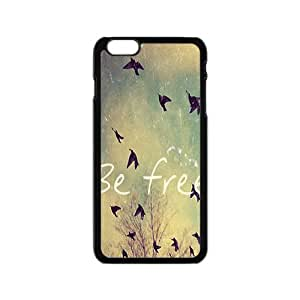 NICKER Be Free Hot Seller Stylish Hard Case For Iphone 6