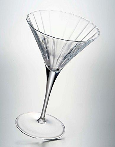 Luigi Bormioli Bach Martini Glasses, 8.75 oz, Set of 4 by Luigi Bormioli (Image #4)