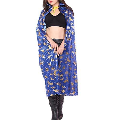 Exteriores Hombre Fashion Carnaval Ropa Outfit Festiva De Mujer Blau Classic Cosplay Chal Club Prendas Party Disfraz Retro Costume Unisex Capa nBwgUqxn58