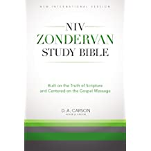 The NIV Zondervan Study Bible, eBook: Built on the Truth of Scripture and Centered on the Gospel Message
