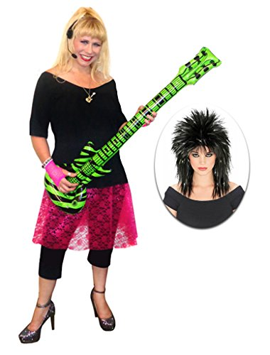 Rocker Chick Pink Lace Plus Size Supersize Halloween Cost...