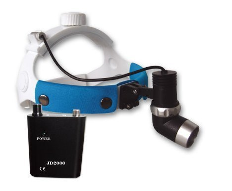 East Dental New Portable Headlamp Jd2000i For Partial