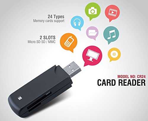 Iball-Cr24-Card-Reader-Writer-With-24-Types-Of-Memory-Card-Support