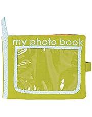 Manhattan Toy Safari Soft Cloth Baby Photo Book