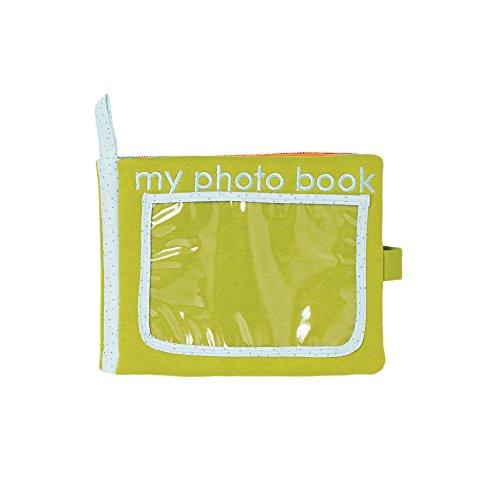 Album Photo Fabric (Manhattan Toy Safari Soft Cloth Baby Photo Book)