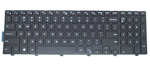 LeFix Replacement Non Backlit Keyboard Inspiron product image