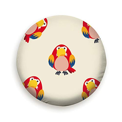 YANAIX Cute Cool Baby Animals Animal Universal Spare Tire Type Cover Wheel Covers 16inch