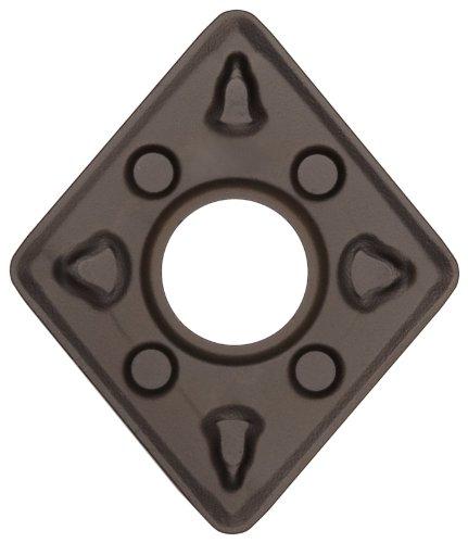 Sandvik Coromant T-Max P Carbide Turning Insert, CNMG, 80 Degree Diamond, PM Chipbreaker, GC4205 Grade, Multi-Layer Coating, CNMG 432-PM, 1/2