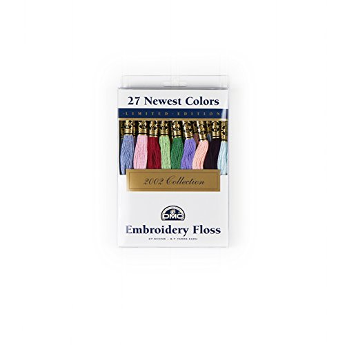 Dmc Floss - DMC Embroidery Floss Pack 8.7yd, Limited Edition 27/Pkg