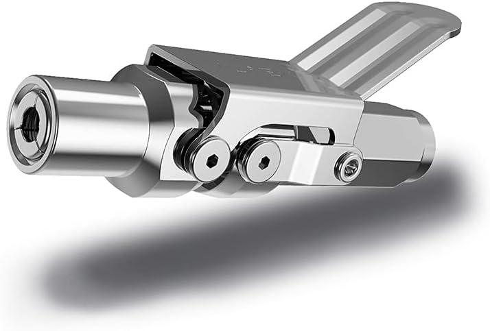 1//8inch Double Handle Release NPT Grease Coupler Lock Pliers Zerk Fittings