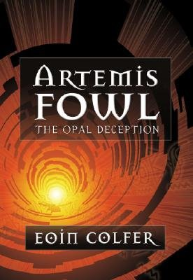 book cover of The Opal Deception