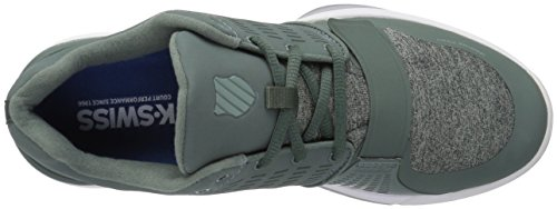 free shipping nicekicks K-SWISS Men's X Court Athleisure-M Cross-Trainer Shoe Dark Forest/Chinois Green buy cheap newest clearance authentic shopping discounts online visit new for sale xzHFHFmd