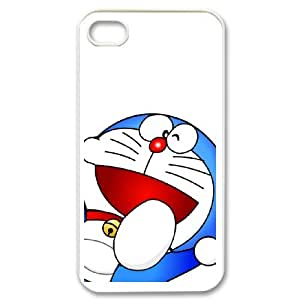 MeieaS TPU ultra soft, ultra-thin mobile phone sets of exquisite and beautiful Doraemon series For iPhone 4,4S Csaes phone Case THQ139636