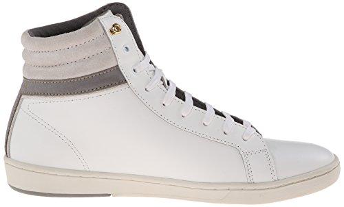 Ted Baker Mens Kilma Fashion Sneaker White Leather uhdBUT