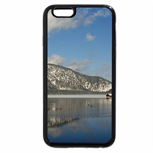 iPhone 6S / iPhone 6 Case (Black) ALM-LAKE AUSTRIA