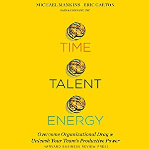 Time, Talent, Energy Audiobook