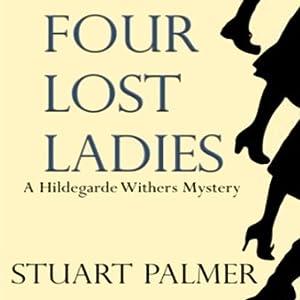 Four Lost Ladies Audiobook