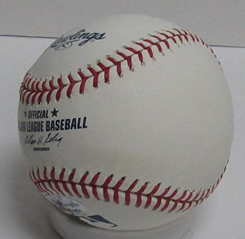 Chicago Cubs Andy Pafko D Autographed Official MLB Basebal Signed '1945 Cubs Certified Authentic