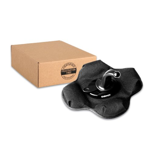 Garmin Portable Friction Mount – Frustration Free Packaging
