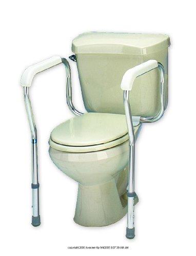 Carex Toilet Safety Frame, Toilet Safety frame, (1 EACH, 1 ()